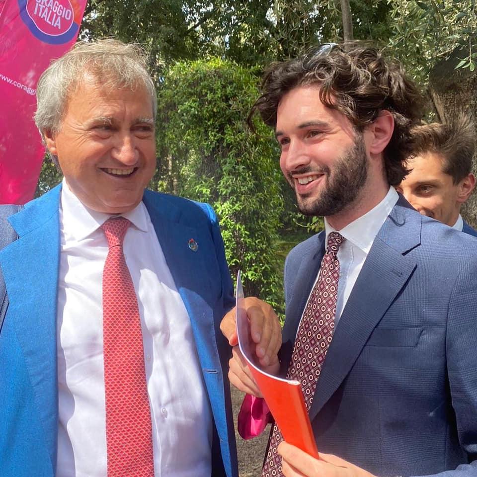 """VARALDO: """"CON BRUGNARO E TOTI, ADERISCO A CORAGGIO ITALIA PER NUOVA CASA DEI LIBERALI E DEI RIFORMISTI"""""""